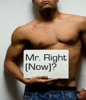Can't Find Mr. Right, How About Mr. Right Now?